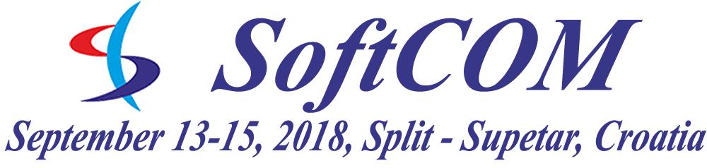 SoftCOM 2018